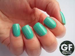 swatch favorite rimmel nail polishes misty jade sea green