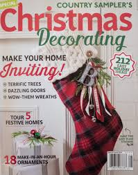Country Homes And Interiors Christmas Portfolio Miss Mustard Seed