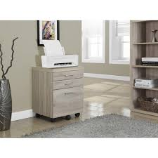 Distressed Wood File Cabinet by Martha Stewart Living Craft Space Picket Fence File Cabinet