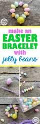 make a jelly bean bracelet easter craft kids activities blog