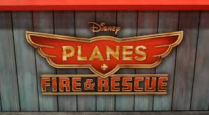 making disney planes fire rescue