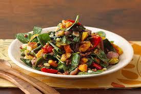 Garden Vegetable Salad by Roasted Fall Vegetable Salad Kraft Recipes