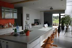 cuisine orange et noir cuisine orange et noir pas cher sur cuisine lareduc com