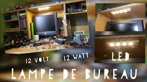 le bureau design led comment faire une lampe de bureau led 12w diy led l
