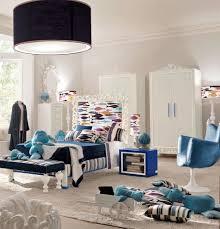 Teenage Bedroom Furniture by Minimalist Design Ideas Using Purple Wall And Rectangular Cream