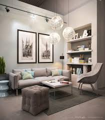 Living Room Recliners Living Room Gray Recliners White Shelves Gray Sofa Brown Chairs