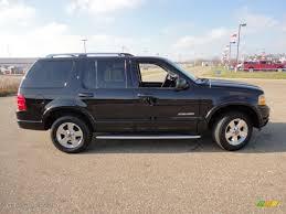 Ford Explorer All Black - black 2004 ford explorer limited 4x4 exterior photo 57670675