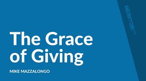 non religious thanksgiving grace the grace of giving bibletalk tv