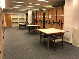 student study space becker medical library shared space
