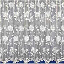 Cream Lace Net Curtains Net Curtains And Curtain Lace Cut To Order From Ideal Textiles
