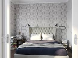 great wallpaper in bedroom on interior home inspiration with