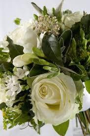 Wedding Flowers January Rose Freesia And Lavender Buttonhole January Wedding Flowers
