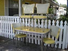 retro yellow kitchen table 56 best retro kitchen tables images on pinterest vintage kitchen