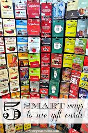 5 dollar gift cards 5 smart ways to use gift cards moneywise