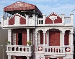 smorgasbord of styles in vietnamese architecture arkitektur