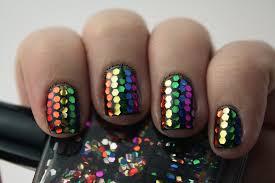mardi gras nail aussie nails monday up rainbow mardi gras special edition