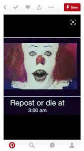 burger king halloween horror nights 2015 top 25 best scary clown meme ideas on pinterest clown meme