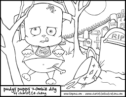 related searches for u0027scary zombie coloring pages for adults