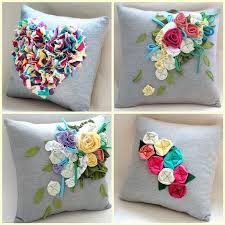 Best You Can Never Have Enough Handmade Pillows Images On - Handmade home decoration