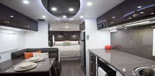 luxury caravan distinction option rv