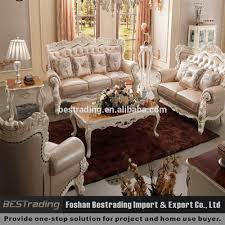 Luxury Leather Sofa Set White Leather Sofa Classical French Antique Sofa Luxury Hand