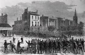 New Orleans Flag An Absolute Massacre The 1866 Riot At The Mechanics U0027 Institute Wwno