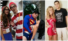 clever halloween costume ideas for couples halloween couple costumes you both will love youtube
