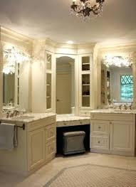 Design For Corner Bathroom Vanities Ideas Corner Bathroom Vanity Strikingly Design Bathroom Corner Vanity