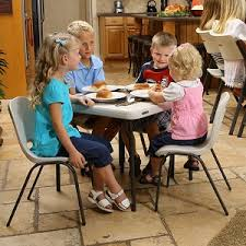 costco folding table in store lifetime blog