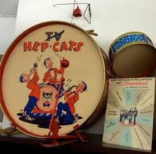 vintage toy drum kits be the coolest kid on the block gary