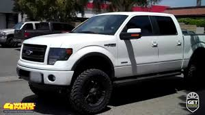 Ford F150 Truck Accessories - ford f150 2013 truck build by 4 wheel parts santa ana california