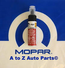 mopar deep cherry red touch up paint 5163648ab ebay