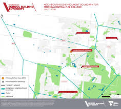 Central Time Zone Map by Mernda Central P 12 College