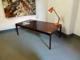 sold sold danish rosewood coffee table by vejle stole circa 1960