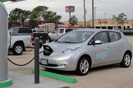 nissan leaf charging options consumer grade electric vehicle options bigger than ever better
