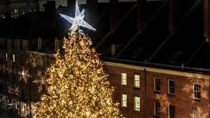 when does christmas music start on radio station boston