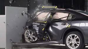 nissan maxima insurance rates 2012 crash test nissan maxima iihs small overlap test acceptable