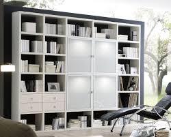 Wohnzimmer Planen Toro Bücherregal Wand Mit Glastüren Weiß Lack Nach Maß Planen