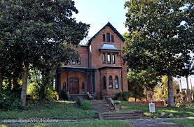 weaver home u201cthe castle u201d at selma al gothic style house built