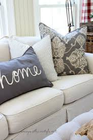 living room pillow a new look in the sunroom savvy southern style southern and pillows
