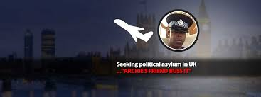 Seeking Uk Seeking Political Asylum In Uk Archie S Friend Buss It