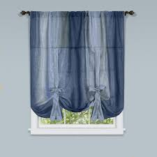 Tie Up Curtains Ombre Tie Up Shade Marburn Curtains