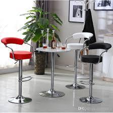 shop bar stool 2018 european fashion bar chair white red black furniture shop