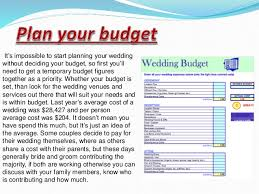 what to plan for a wedding steps to plan a wedding event
