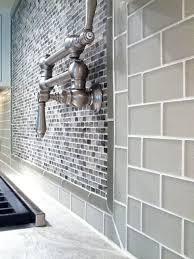 glass kitchen backsplash tiles stunning unique 2x4 glass tile backsplash iridescent kitchen