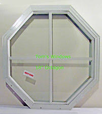 Octagon Window Curtains Small Shed Window Ebay