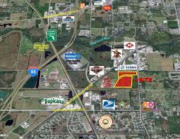 Pierce College Map Treasure Coast Business Park In Fort Pierce Florida Saunders