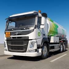 volvo 870 truck 3d tanker models turbosquid