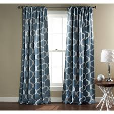 Teal Blackout Curtains Curtain Cream Colored Curtains Allen And Roth Curtains 95