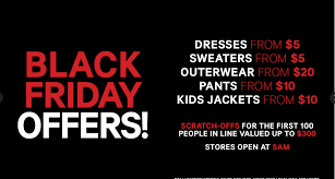 tj maxx black friday ads black friday round up store deals and doorbusters